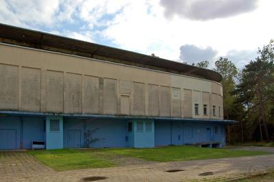 KdF-Ferienanlage der Nazis in Prora auf Rügen