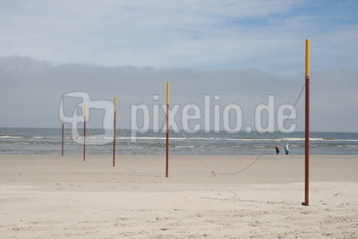 Strand von Langeoog 4