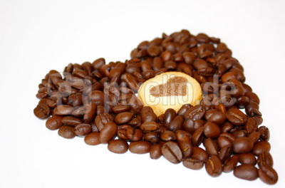 Kaffeeherz...