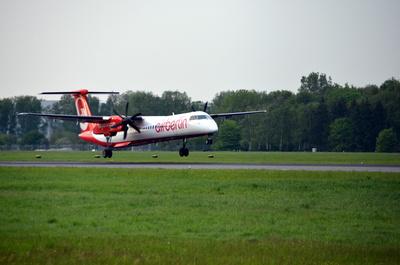 Air Berlin landung 2
