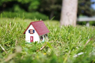 Immobilie im Grünen
