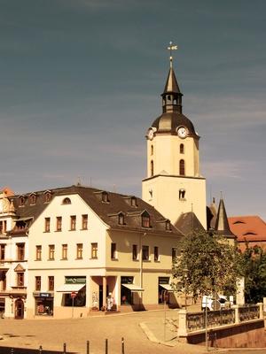 Meerane in Sachsen VI