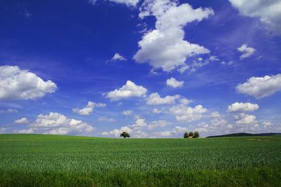 Himmel über Franken