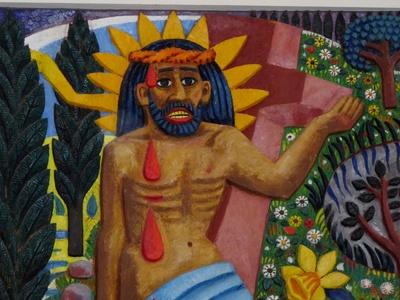 Leidender Christus