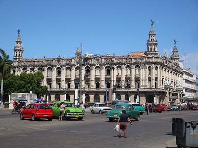 Gran Teatro in Havanna