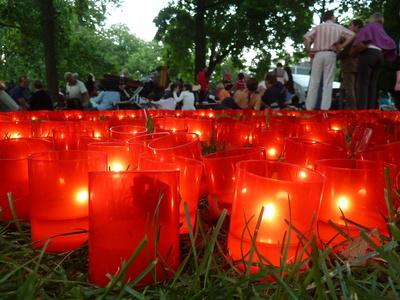 Lichterfest Offenbach am Main 2012