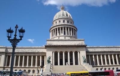 Capitol in Havanna Cuba