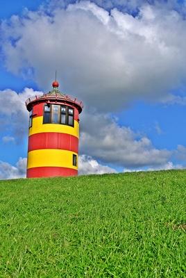 pilsumer leuchtturm sommer 2012