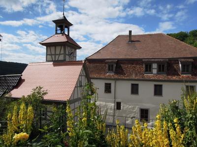 Hohenlohe - Torwächterhaus in Ingelfingen