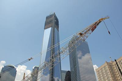 One World Trade Center - August 2012