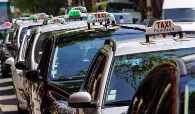 Pariser Taxis