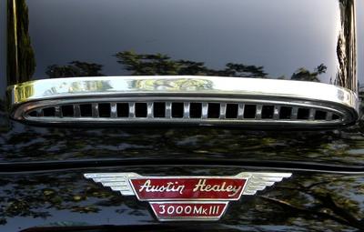 Oldtimer - Detail - Austin