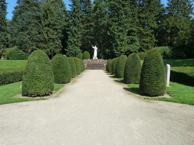 Althamburgischer Gedächtnisfriedhof