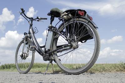 dank e-bike wieder mobil