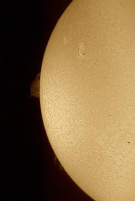 Sonne von 27.August 2012