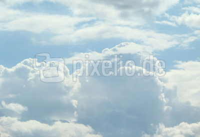 Ein kuschliges Wolkenbett
