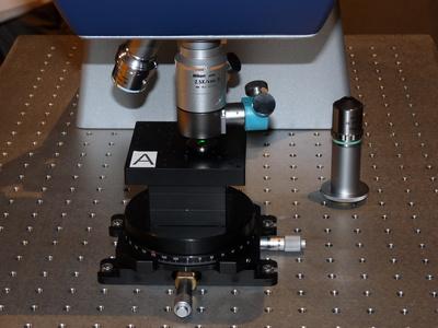 Modernes Mikroskop