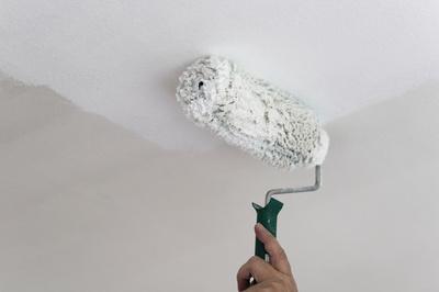 Decke weißen