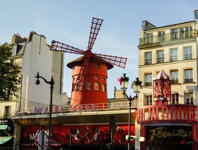 Paris Moulin Rouge