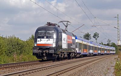 HKX - Hamburg-Köln-Express , . . .