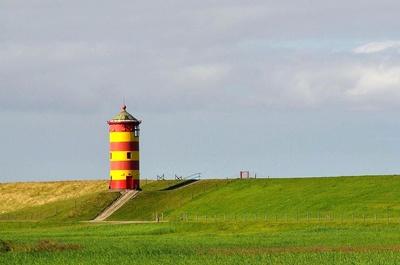 Leuchtturm von Pilsum