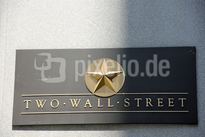 TWO WALL STREET