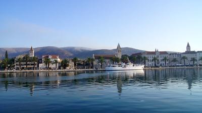Trogir Altstadthafen