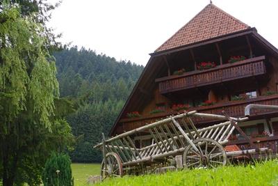 Bauernhaus am Flößerpfad 2
