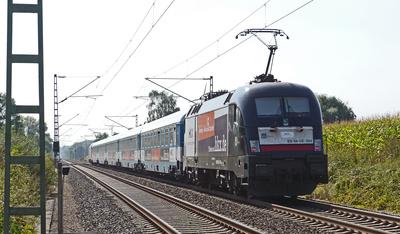 HKX - Hamburg-Köln-Express II