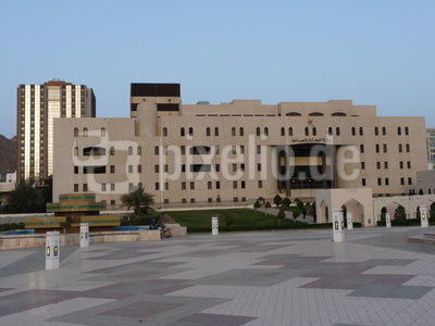 Moderne arab. Architektur