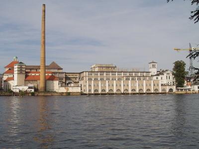 Berlin- Bürgerbräu Brauerei