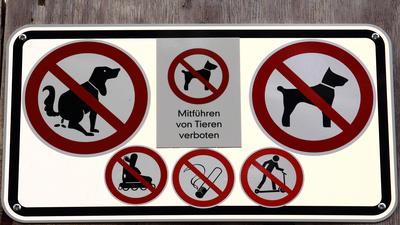 Zutritt verboten!