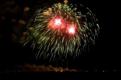Feuerwerk 30