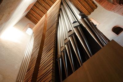 Orgel in der Klosterkirche Alpirsbach
