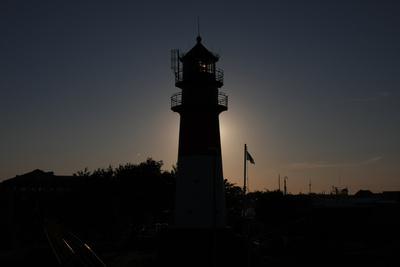 Leuchtturm von Büsum