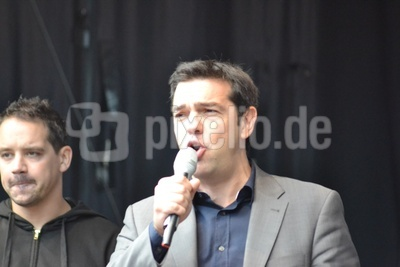 Umfairteilen.Alexis Tsipras Rede