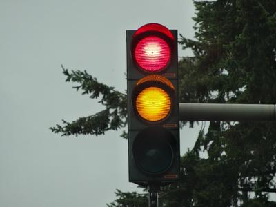 Rot-Gelbe-Ampel