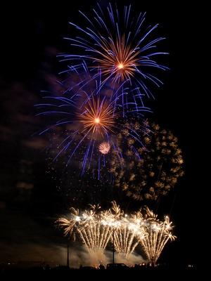 Feuerwerk 40