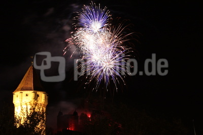 Feuerwerk Michaelismesse Wertheim 2012