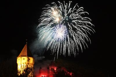 Feuerwerk Michaelismesse Wertheim