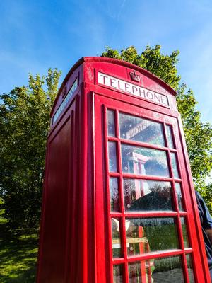 Telephone very british 1