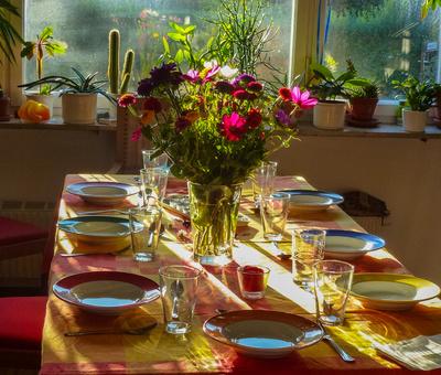 Tischlein-deck-dich