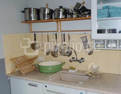 Kostenloses Foto: Küche der 60er-Jahre - pixelio.de