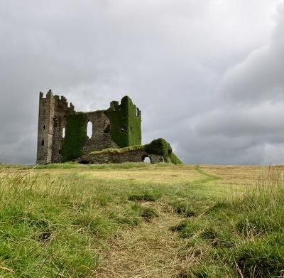 Ruine bei Caherseveen