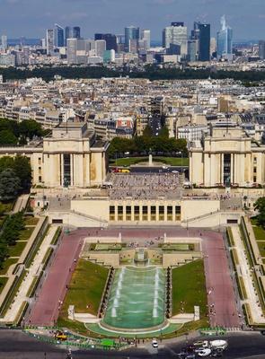Paris-Panorama Richtung La Defense_1
