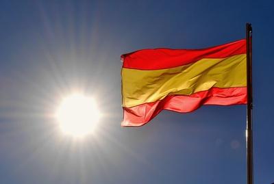 die Sonne Spaniens