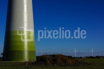 Windkraftanlage 138 m - 01