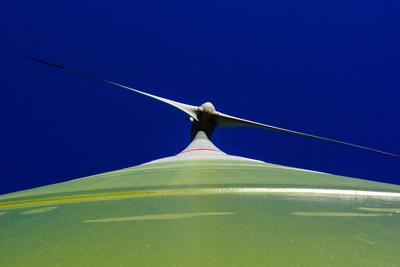Windkraftanlage 138 m - 02