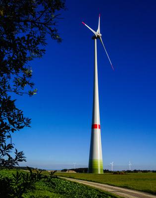 Windkraftanlage 138 m - 03