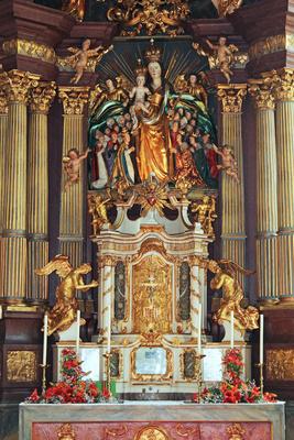 Marien-Altar